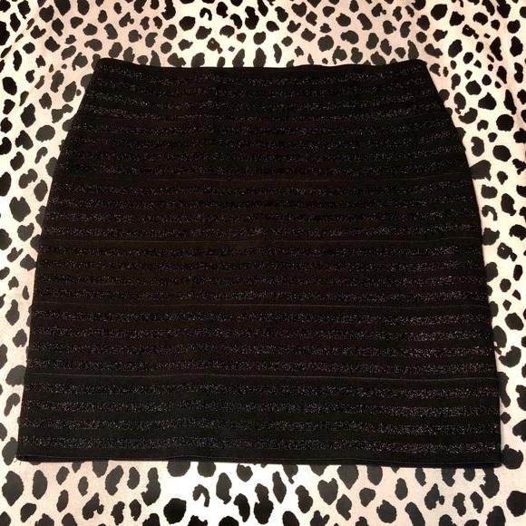 Forever 21 Black Skirt